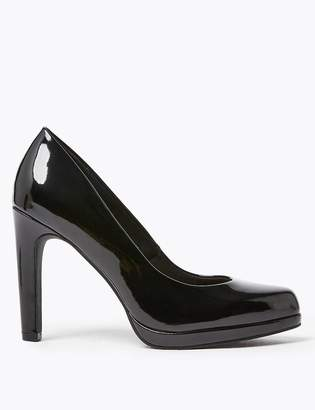 M&S CollectionMarks and Spencer Stiletto Platform Court Shoes