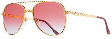 7ea413947e Gold Frame Sunglasses For Men - ShopStyle