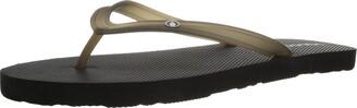 Volcom Women's Rocking 2 Solid Sandal FLIP Flop