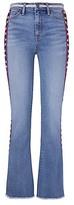 Tory Burch Amy Skinny Flare Jean