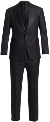 Giorgio Armani Wool Tuxedo