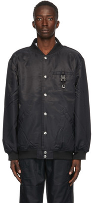 Alyx Black Buckle Varsity Jacket