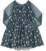 Stella McCartney Kids' Star-Print Tulle Dress