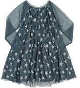 Stella McCartney Star-Print Tulle Dress