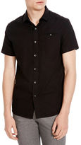 Kenneth Cole New York Short-Sleeve Ripstop Shirt