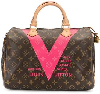 Louis Vuitton Pre-Owned Speedy 30 hand bag