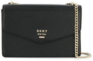 DKNY Whitney Flap Over Shoulder Bag