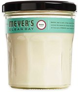 Mrs. Meyer's Clean Day Basil Small Jar Candle