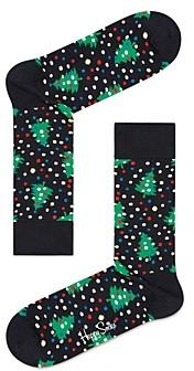 Happy Socks Christmas Night Holiday Socks