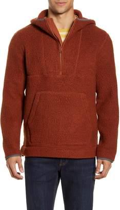 Madewell Polartec® Fleece Hoodie Jacket