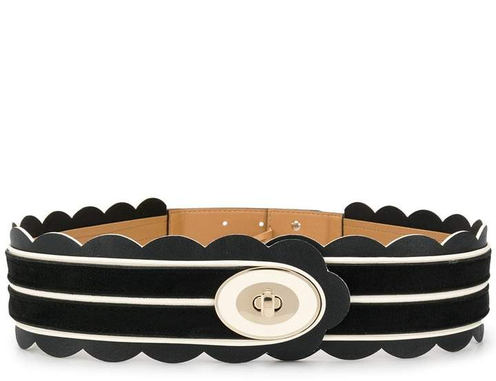 ededeb902d scalloped hem belt