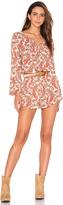 Show Me Your Mumu Tillie Tie Romper