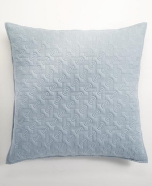 Hotel Collection Parallel Quilted European Sham, Created for Macy's Bedding