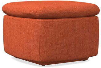 west elm Niels Stationary Ottoman