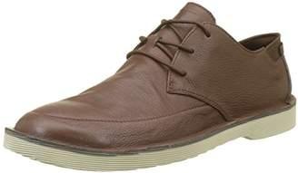 Camper Men's Morrys Oxfords, Brown (Medium Brown 210), 44 EU