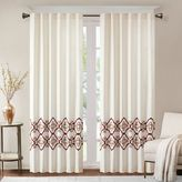 Bombay Minae Border Embroidered Curtain