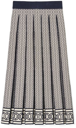 Tory Burch Gemini Link Skirt