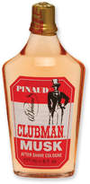 Pinaud Clubman Musk After Shave Lotion & Cologne by 6oz Splash)