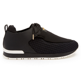 Balmain Doda low-top neoprene trainers