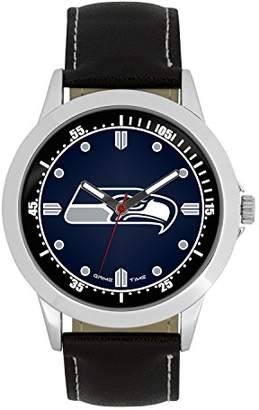 Game Time NFL Seattle Seahawks Mens Player Series Wrist Watch