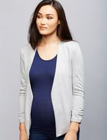 A Pea in the Pod Tart Open Front Maternity Jacket