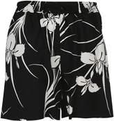 N°21 N.21 N.21 Floral Print Shorts