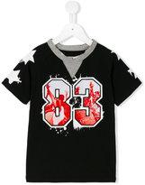 John Galliano 83 T-shirt - kids - Cotton - 6 yrs