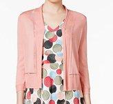 Anne Klein Women's Dress Cardigan