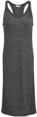Rag & Bone Clara Marled Waffle-knit Dress