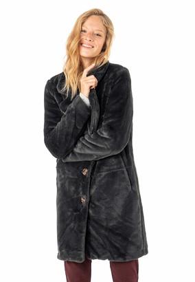 Eight2Nine Women's Wool Blend Coat