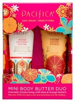 Pacifica Holiday Body Butter Duo Gift Set