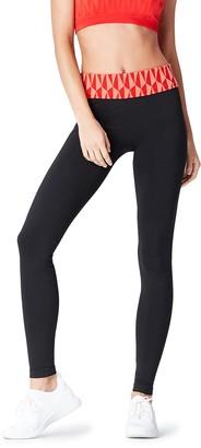Active Wear Activewear Women's High Waisted Seamless Sports Leggings