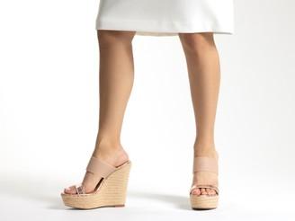 Jlo Jennifer Lopez Odette Espadrille Wedge Sandal
