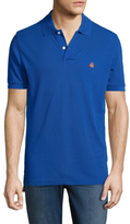 Brooks Brothers Solid Slim Fit Cotton Performance Polo