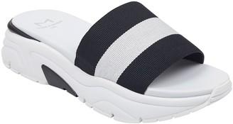 Marc Fisher Nessie Platform Sneaker Bottom Slide Sandal