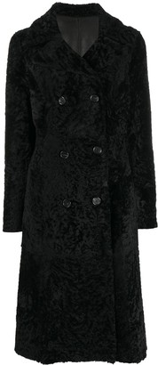 Drome Double-Breasted Reversible Coat