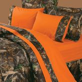 Camo Oak Sheet Set