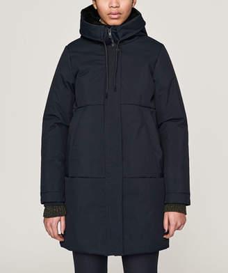 Elvine Dark Navy Tiril Heavy Winter Jacket - Size XS