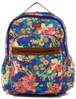 Sakroots Artist Circle Zip Around Backpack