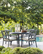 Lane Venture Raleigh Round Outdoor Dining Table