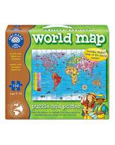 Fashion World World Explorer Jigsaw