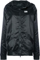 Baja East lightweight hooded jacket