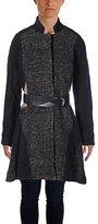 Nic+Zoe Women's Textured Twirl Coat