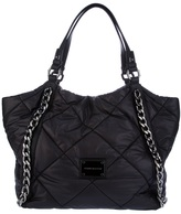 Pierre Balmain quilted tote
