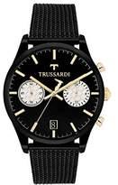 Trussardi T-GENUS 40 mm CHRONOGRAPH MEN'S WATCH