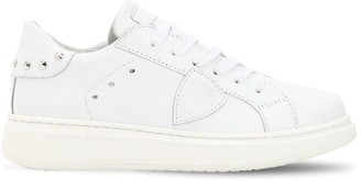 Philippe Model Granville Studded Leather Sneakers