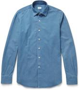 Incotex - Kurt Slim-fit Cotton-chambray Shirt