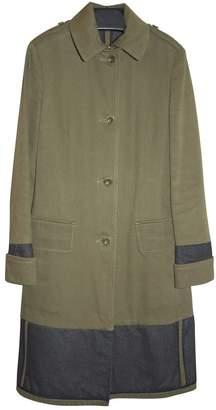 Miu Miu Khaki Denim - Jeans Coat for Women