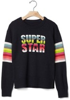 Gap Super star crew sweater