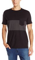 Barney Cools Men's Ripple Short-Sleeve T-Shirt